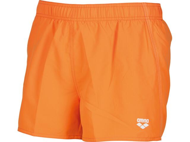 arena Fundamentals Costume a pantaloncino Uomo, tangerine-white
